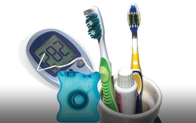 دیابت و درمان های دندانپزشکی